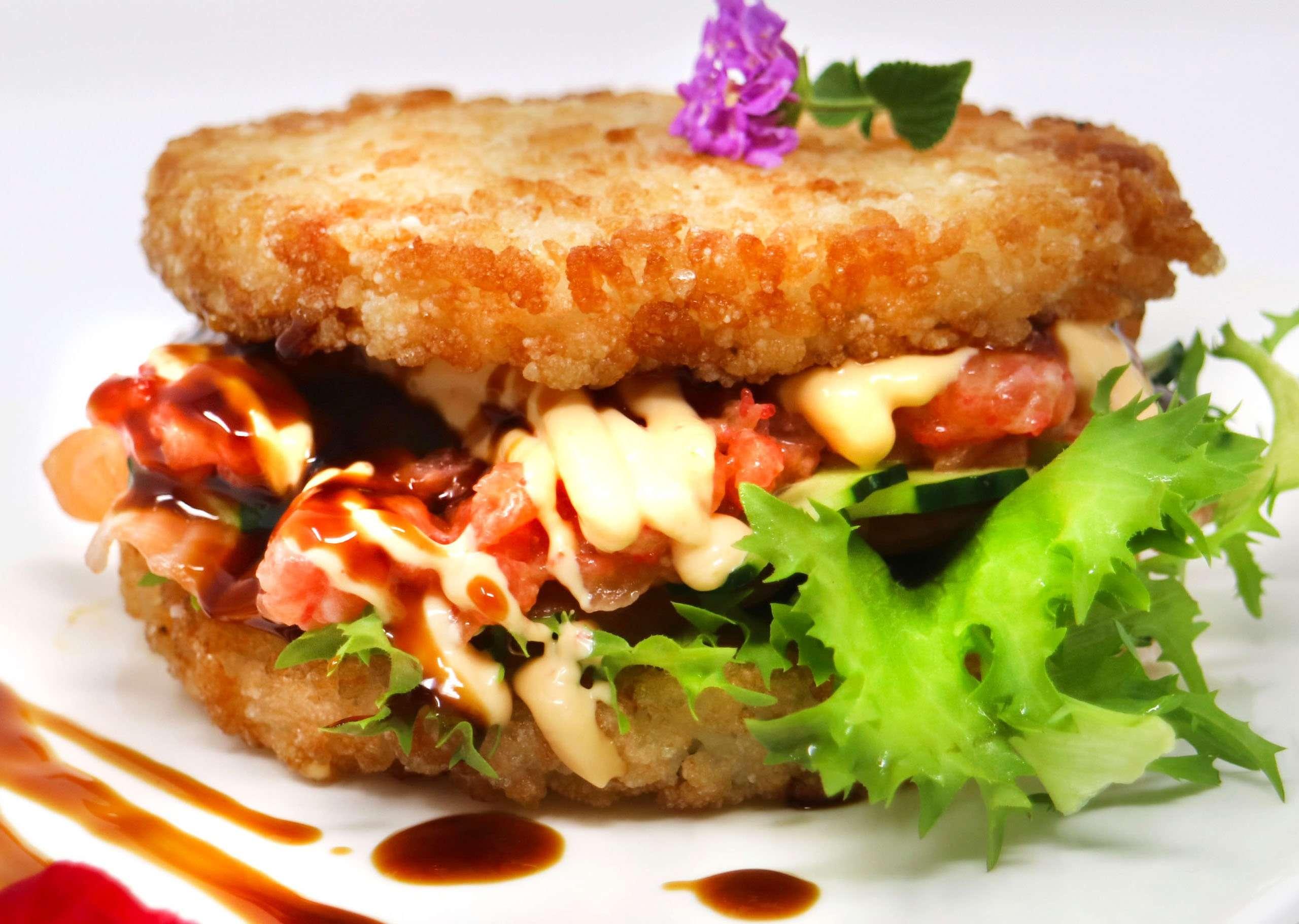 Sushi burger ristorante tropea capo vaticano