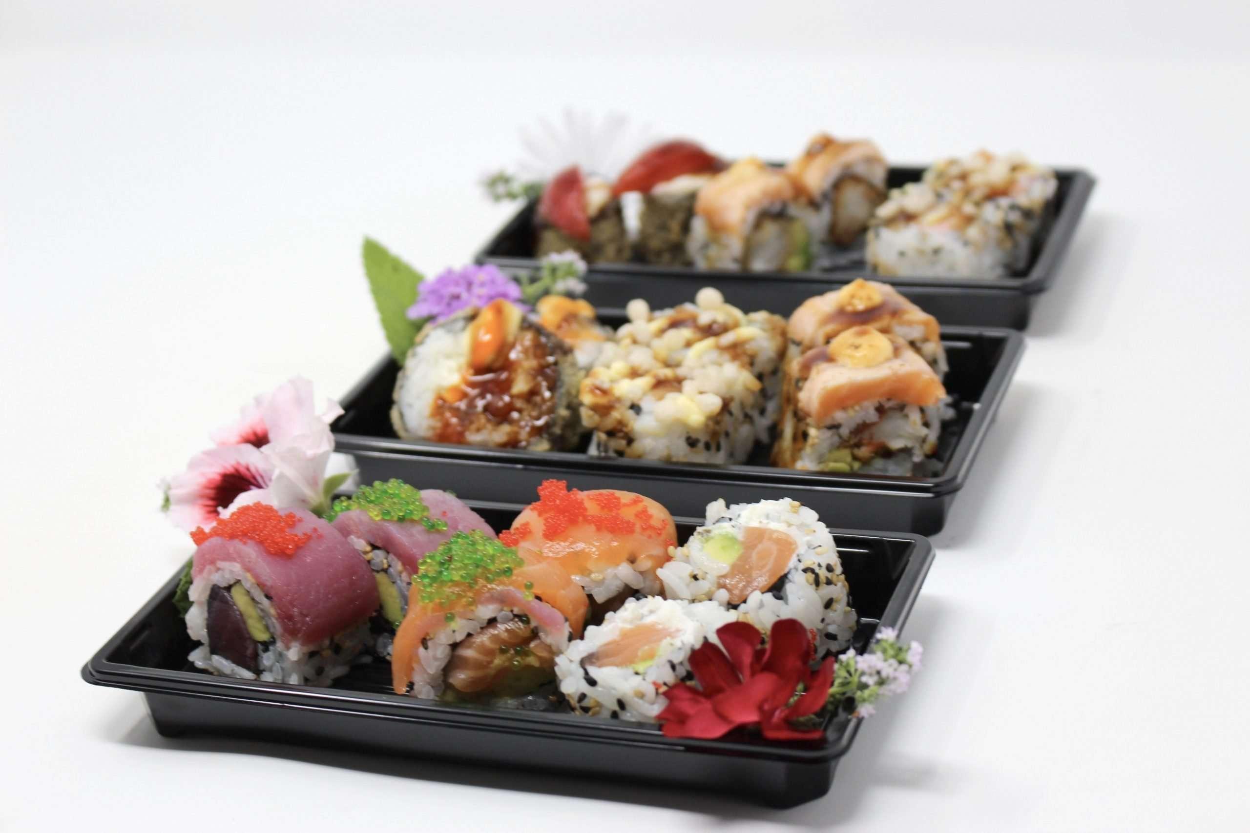 Sushi delivery ristorante capo vaticano tropea